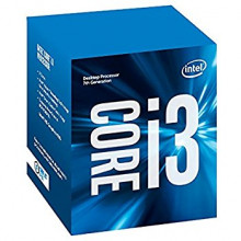 Processor Intel Core i3-7100 Kaby Lake Dual-Core 3.9 GHz LGA 1151