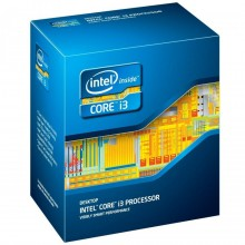 Processor Intel Core i3-3240 Ivy Bridge Dual-Core 3.4 GHz LGA 1155