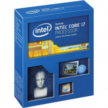 Processor Intel Core i7-4820K Ivy Bridge-E Quad-Core 3.7GHz (Turbo 3.9GHz) LGA 2011