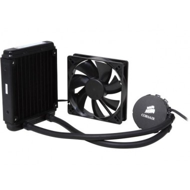CORSAIR Hydro Series H55 CW-9060010-WW Quiet CPU Coolers Manufactured Recertified  Corsair H55 CW-9060010-WW