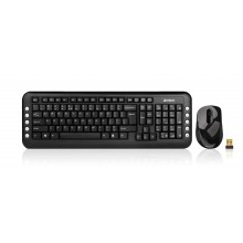 A4TECH 7200N Wireless Keyboard & Mouse Set
