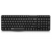 Rapoo E1050 Wireless Keyboard 2.4GHZ Slim Keyboard