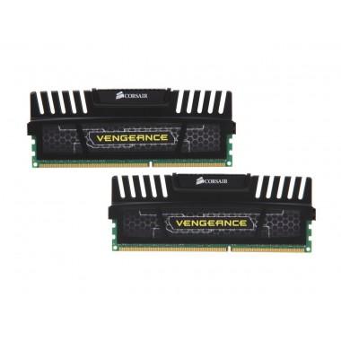 CORSAIR Vengeance 16GB (2 x 8GB) 240-Pin DDR3 SDRAM DDR3 1600 (PC3 12800) Desktop Memory Model CMZ16GX3M2A1600C9  CMZ16GX3M2A1600C9