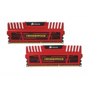 CORSAIR Vengeance 16GB (2 x 8GB) 240-Pin DDR3 SDRAM DDR3 1600 (PC3 12800) Desktop Memory Model CMZ16GX3M2A1600C10R