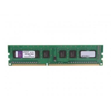 Kingston 4GB 240-Pin DDR3 SDRAM DDR3 1600 Desktop Memory Model KVR16N11S8/4  KVR16N11S8/4