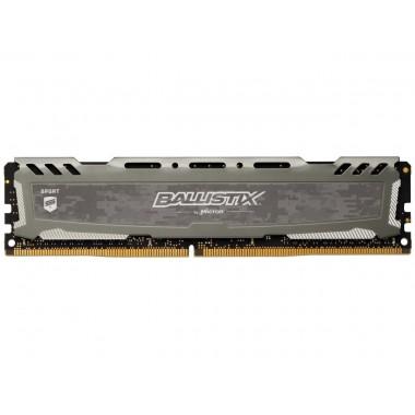 Ballistix Sport LT 8GB 288-Pin DDR4 SDRAM DDR4 2400 (PC4 19200) Memory Model BLS8G4D240FSB  BLS8G4D240FSB