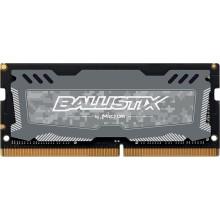 Ballistix Sport LT 16GB Single DDR4 2400 MT/s (PC4-19200) SODIMM 260-Pin - BLS16G4S240FSD