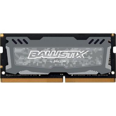 Ballistix Sport LT 16GB Single DDR4 2400 MT/s (PC4-19200) SODIMM 260-Pin - BLS16G4S240FSD  BLS16G4S240FSD