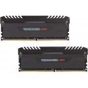 CORSAIR Vengeance LED 16GB (2 x 8GB) 288-Pin DDR4 SDRAM DDR4 2666 (PC4 21300) Memory (Desktop Memory) Model CMU16GX4M2A2666C16R