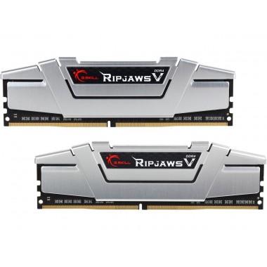 G.SKILL Ripjaws V Series 16GB (2 x 8GB) 288-Pin DDR4 SDRAM DDR4 2400 (PC4 19200) Intel Z170 Platform / Intel X99 Platform Desktop Memory Model F4-2400C15D-16GVS  F4-2400C15D-16GVS
