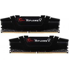 G.SKILL Ripjaws V Series 32GB (2 x 16GB) 288-Pin DDR4 SDRAM DDR4 3200 (PC4 25600) Intel Z170 Platform Desktop Memory Model F4-3200C16D-32GVK