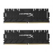 HyperX Predator 16GB (2 x 8GB) DDR4 3333 RAM (Desktop Memory) CL16 XMP Black DIMM (288-Pin) HX433C16PB3K2/16