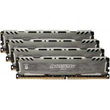 Ballistix Sport LT 64GB (4 x 16GB) 288-Pin DDR4 SDRAM DDR4 2400 (PC4 19200) Desktop Memory Model BLS4K16G4D240FSB