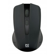 Wireless mouse Defender Accura MM-935 black,4 buttons,800-1600 dpi