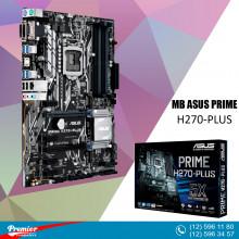 Motherboard Asus PRIME H270-PLUS LGA1151 P/N 90MB0S90-M0EAY0