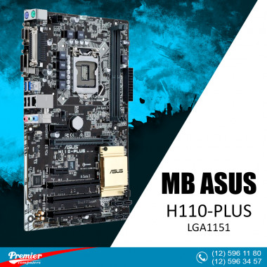 ASUS H110-PLUS