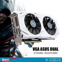 VGA ASUS DUAL-GTX1060-O3G OC DUAL 3 Gb GDDR5 129-bit