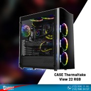 Case Thermaltake View 22 TG  RGB