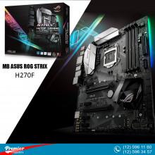 Motherboard Asus STRIX H270F GAMING LGA1151 P/N 90MB0S70-M0EAY0
