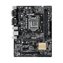 Asus H110M-C/CSM Desktop Motherboard - Intel Chipset - Socket H4 LGA-1151