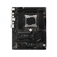MSI X299 RAIDER LGA 2066 Intel X299 SATA 6Gb/s USB 3.1 ATX Intel Motherboard