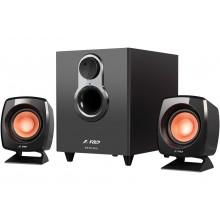 F&D F203G 2.1 Desktop Speakers - Black