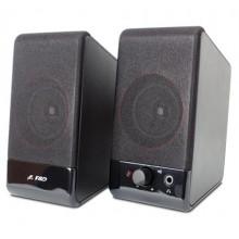 F&D U213A 2.0 Speaker - Black