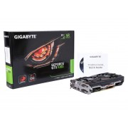 GIGABYTE GeForce GTX 1060 DirectX 12 GV-N1060WF2OC-3GD 3GB 192-Bit GDDR5 PCI Express 3.0 x16 ATX Video Card
