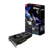 Sapphire Radeon NITRO+ RX 580 8GB GDDR5 PCI-E Dual HDMI / DVI-D / Dual DP w/ backplate (UEFI), 100411NT+8GL