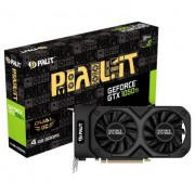 Palit GeForce GTX 1050 Ti Dual OC NE5105TS18G1-1071D 4GB GDDR5 128-bit PCI-E 3.0 Desktop Graphics Card
