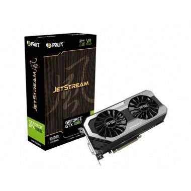 Palit GeForce GTX 1060 JetStream NE51060015J9-1060J 6GB GDDR5 192-bit PCI-E 3.0 Desktop Graphics Card