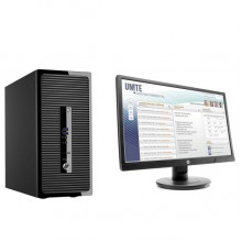 HP ProDesk 490 G3 MT PC Bundle [T9T46ES]