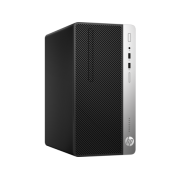 HP ProDesk 400 G4 Base Model Microtower PC (2KL37ES)