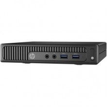 HP 260 G2 Desktop Mini PC /2TP09EA / Intel Core i3 / RAM 4 GB DDR4 / HDD 500GB