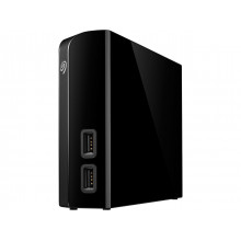 Seagate Backup Plus Hub 8TB USB 3.0 Hard Drives - Desktop External STEL8000100 Black