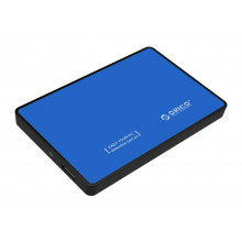 """ORICO Tool Free 2.5 Inch SATA to USB 3.0 Hard Drive Disk HDD External Enclosure Case for 9.5mm 7mm 2.5"""" SATA HDD and SSD"""