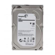 "Seagate SV35.6 Series ST3000VX000 3TB 7200 RPM 64MB Cache SATA 6.0Gb/s 3.5"" Surveillance Hard Drive Bare Drive"