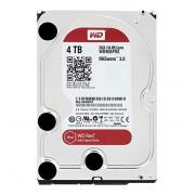 Western Digital 4TB Intellipower SATA 6Gb/s 64 MB Cache 3.5-Inch NAS Desktop Hard Disk Drive - Red (WD40EFRX)