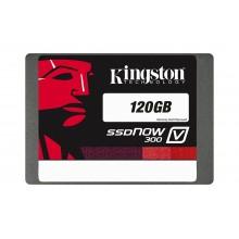 Kingston Digital 120GB SSDNow V300 SATA 3 2.5 (7mm height) Solid State Drive (SV300S37A/120G)