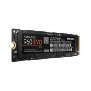 Samsung 960 EVO Series - 500GB NVMe - M.2 Internal SSD (MZ-V6E500BW)