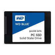 WD Blue 500GB PC SSD - SATA 6 Gb/s 2.5 Inch Solid State Drive - WDS500G1B0A