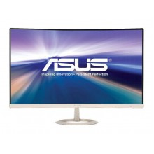"ASUS VZ27VQ Silver / Black 27"" 5ms (Gray to Gray) HDMI LCD/LED Monitor 250 cd/m2 Contrast Ratio (Max): 3000:1 ASUS Smart Contrast Ratio (ASCR): 100000000:1"