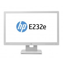 HP EliteDisplay E232e 58,4 cm (23) Monitor (White) (N3C09AA)
