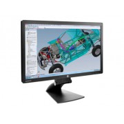 HP EliteDisplay E271i 68,6 cm (27'') IPS LED Backlit Monitor (D7Z72AA)