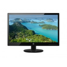HP 22kd 54.61 cm (21.5) Monitor 1 VGA; 1 DVI-D (with HDCP support), Black