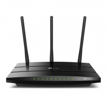 TP-LINK Archer AC1200 Wireless Router, Three Antennas, One USB ports