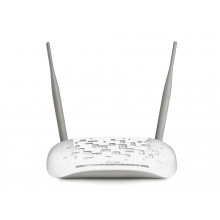 TP-LINK TD-W8961N 4-Port 300Mbps Wireless N ADSL2+Modem Router