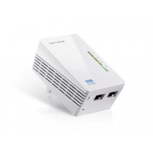 TP-LINK TL-WPA4220 N300 AV500 Wi-Fi Powerline Add-On Extender