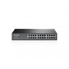 TP-LINK TL-SF1024D 24-Port 10/100Mbps Desktop/Rackmount Switch