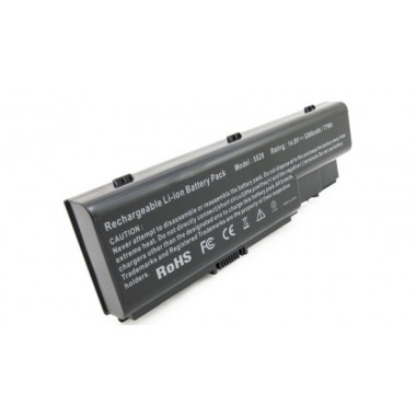 Notebook Battery Acer Aspire 5520 (AS07B32) 5200mAh  Aspire 5520 (AS07B32)